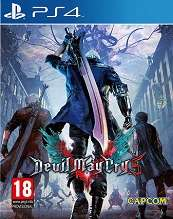 Devil May Cry 5 PS4 pre owned £9.99 @ Boomerang Video Game Rentals