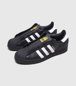 Adidas Originals Superstar Laceless £43.99 delivered @ Size?