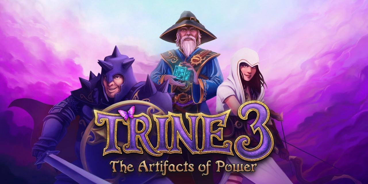 Trine 3: The Artifacts of Power [Nintendo Switch] £5.39 @ Nintendo eShop