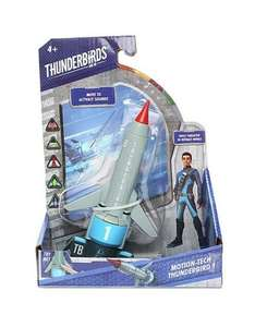 Thunderbirds Motion Vehicle Playset £3 click and collect at Argos