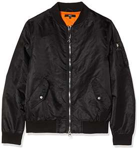 Amazon Brand find Men's Bomber Jacket XL £7.46 Delivered with Prime / £11.95 Non Prime at Amazon