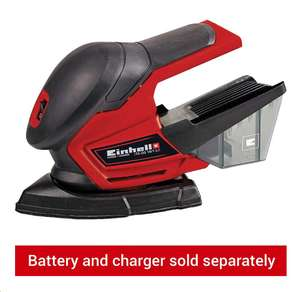 Einhell Power X-Change TE-OS 18/1 Li 18V Cordless Multi Sander - £24 + free Click and Collect @ Wickes
