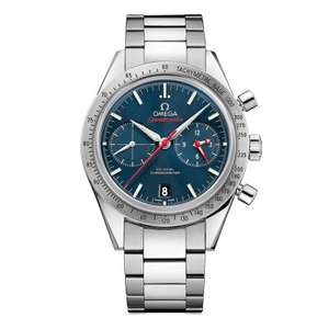 OMEGA Speedmaster '57 Automatic Chronograph Men's Watch £4720 Beaverbrooks with code