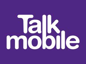 Talk Mobile SIMO £11p/m 15GB Data Plus unlimited UK Mins & Texts 12 month contract = £180 total