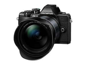Olympus E‑M10 Mark III + M.ZUIKO DIGITAL ED 12‑200MM Lens (worth £729) = £749 (£696 with Quidco) delivered @ Olympus Store
