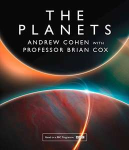 The Planets: A Sunday Times Bestseller by Professor Brian Cox, Kindle Edition - 99p on Amazon