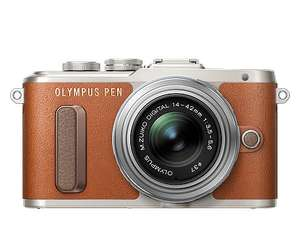 Olympus Pen E‑PL8 with 1442 II R Kit lens Camera at Olympus shop for £299 with code at Olympus Shop
