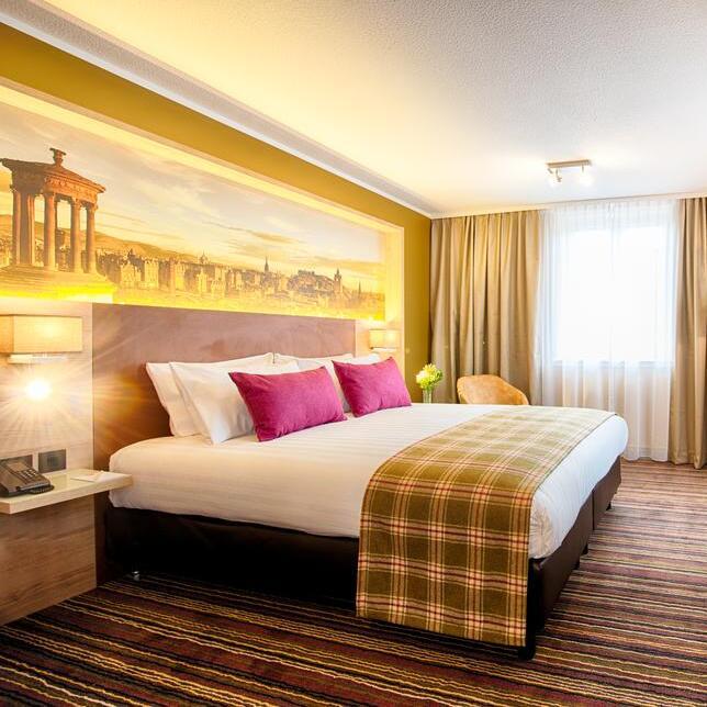 4* Central Edinburgh Stay (Leonardo Royal Edinburgh Haymarket Hotel) - £48 @ Booking.com
