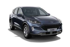 Ford Kuga 2.5 PHEV 14.4kWh 225 ST-Line 5Dr Auto £293.48/month £9391.36 at Lease4Less