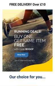 Scholl Buy One and get the Same item free. Plus free P&P over £10