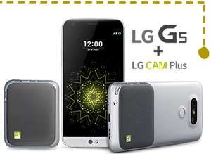 LG G5 Cam Plus module now 99p @ Clearance Bargains Corby