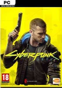 [PC] Cyberpunk 2077 - £29.99 @ CDKeys (pre-order)