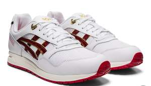 Men's Asics Tiger GEL-Saga Trainers Now £39.99 sizes 6 up to 11 delivery is £4.99 or Free with delivery pass @ M&M Direct