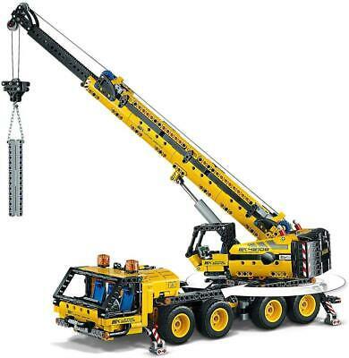LEGO 42108 Technic Mobile Crane Truck Toy, Construction Vehicles - £64.39 with code @ velocityelectronics / eBay
