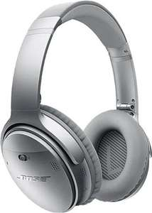 Bose QC35 Quiet Comfort 35 Wireless - Silver Headphones, A Grade Condition - £135 Delivered @ CEX