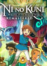 [Steam] Ni No Kuni: Wrath of the White Witch Remastered (PC) - £9.85 @ Shopto