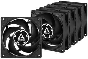 Pack of 5 Arctic P8 3-Pin 80mm Cooling Fan Value Pack, £15.99 delivered at Scan