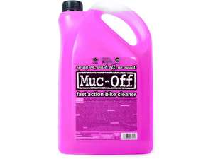Muc-Off Nano Tech Bike Cleaner - 5 Litres - £16.63 (Free click and collect) at Halfords