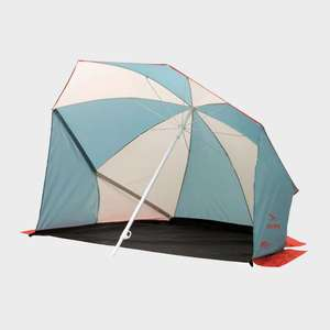 EASY CAMP Coast Beach Umbrella / Shelter - £25 Delivered (With Code) @ Blacks