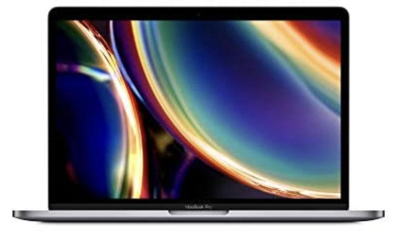 New Apple MacBook Pro (13-inch, 8GB RAM, 256GB SSD Storage, Magic Keyboard) - Space Grey at Amazon for £1099.97