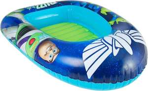 Official Kids Childrens Toy Story Buzz Character Inflatable Pool Boat Dingy - £5.94 @ sjs-products / eBay