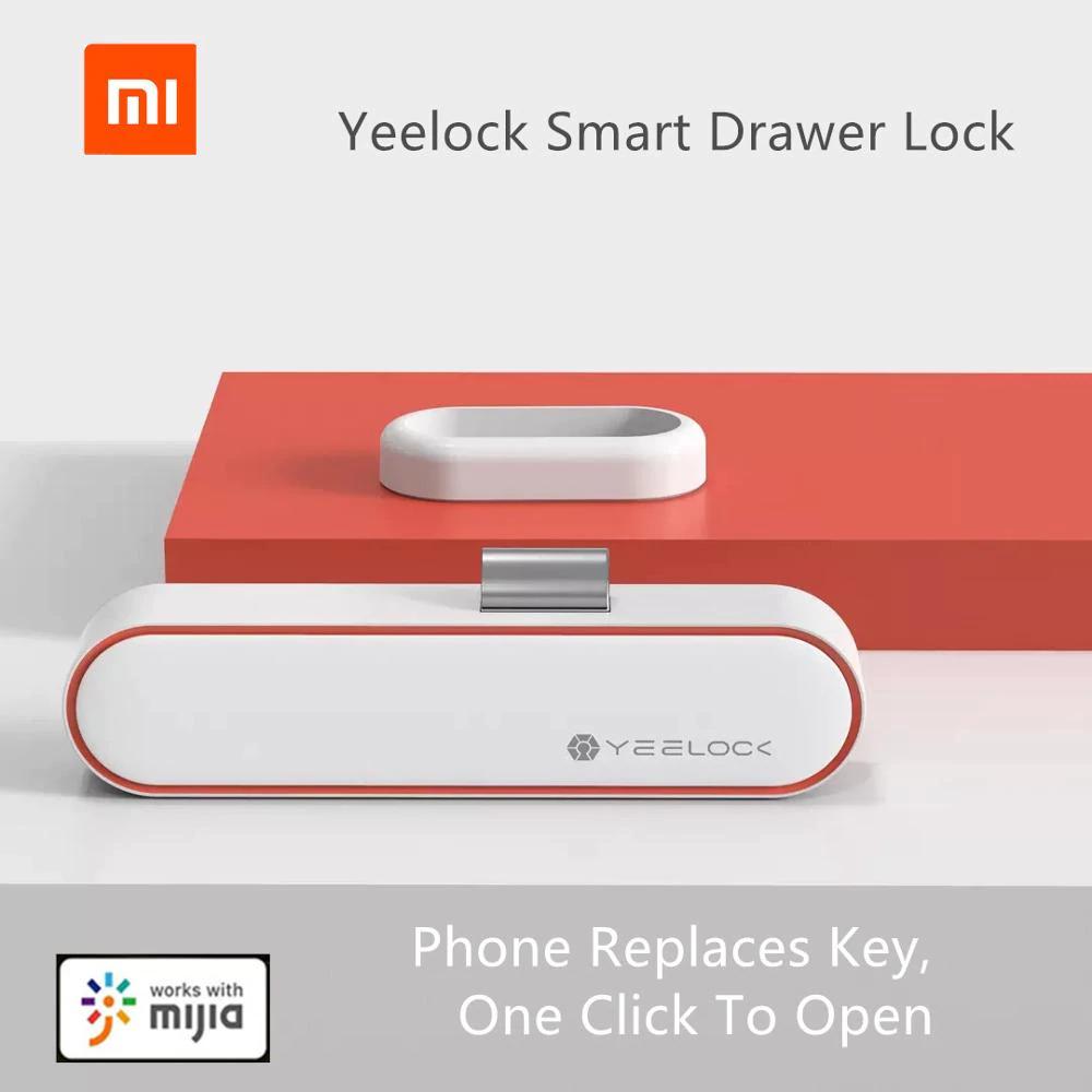 Xiaomi MIjia YEELOCK Smart Drawer Cabinet Smart Lock £9.62 Delivered @ AliExpress Deals / Mi homes Store