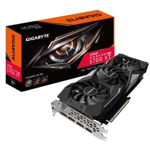 Gigabyte Radeon RX 5700 XT GAMING 8GB £359.99 from CCL