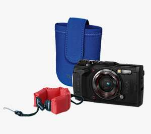 Tough TG-6 Digital Camera + Kits from £329.92 (using code) @ Olympus Shop