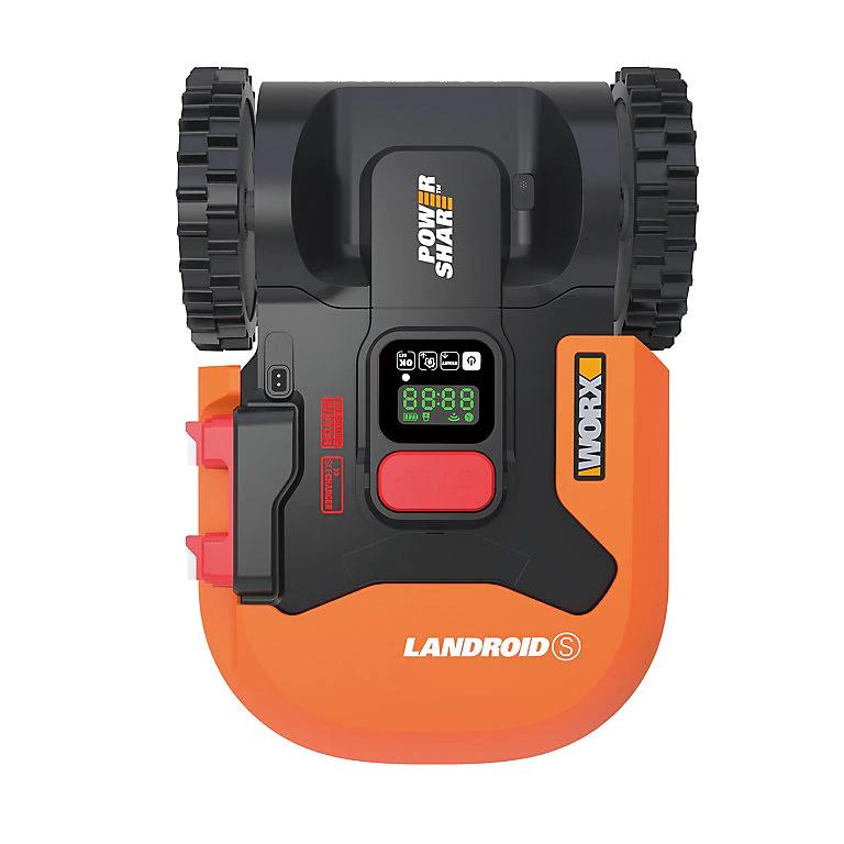 Worx Landroid S300 Cordless Robotic lawnmower £373 @ B&Q