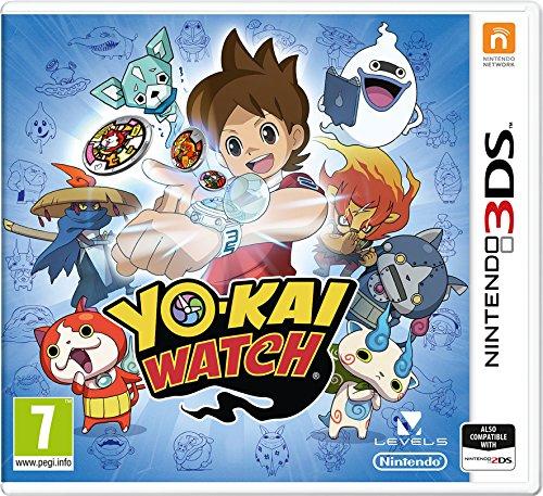 YO-KAI WATCH (Nintendo 3DS) £1.99 (Prime) / £4.98 (Non-Prime) Delivered @ Amazon