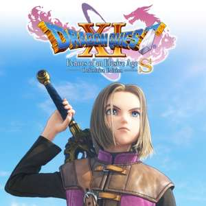 Dragon Quest Xi S Echoes Of An Elusive Age - Definitive Edition [PS4] Pre-Order £20.31 @ PlayStation Network Turkey