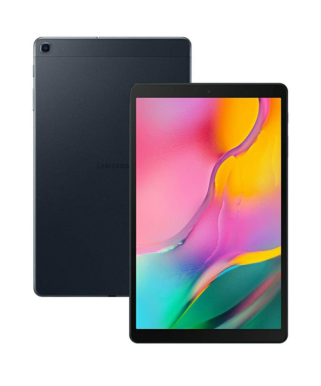 Samsung Galaxy Tab A 10.1-Inch 32 GB Wi-Fi - Black (UK Version) - £161.29 @ Amazon