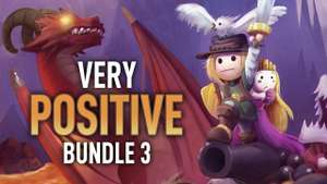 [Steam] Very Positive Bundle 3 (PC) Inc F1 2018, Learn Japanese To Survive Trilogy, Reventure + More - £3.49 @ Fanatical