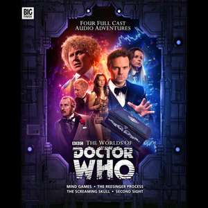 Jago and Litefoot: Mind Games free audio story on Big Finish