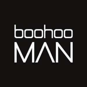 Mans dash 7pk boxer with back contrast band £15 elivered with code @ BooHooMan