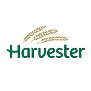 Harvester 50% off food and soft drinks! Eat out to help out (Max Saving £10 Per Person) Monday - Wednesday in August
