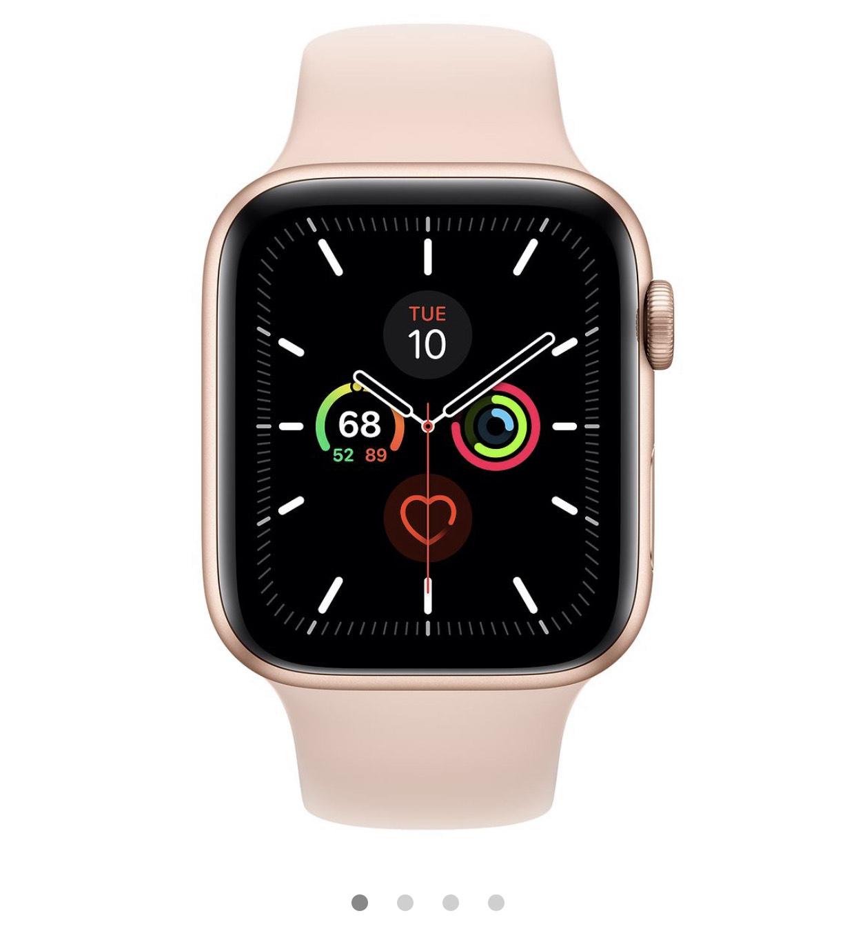 Refurbished Apple Watch series 5 (GPS + Cellular) - £449 @ Apple Store