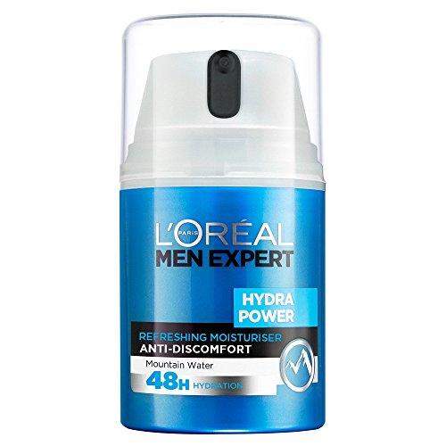 L'Oréal Men Expert Hydra Power Refreshing Moisturiser, - £4 (+£4.49 NP) Delivered @ Amazon