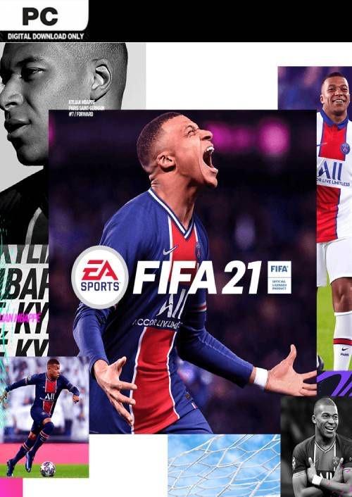 Fifa 21 PC £32.99 @ CDKeys
