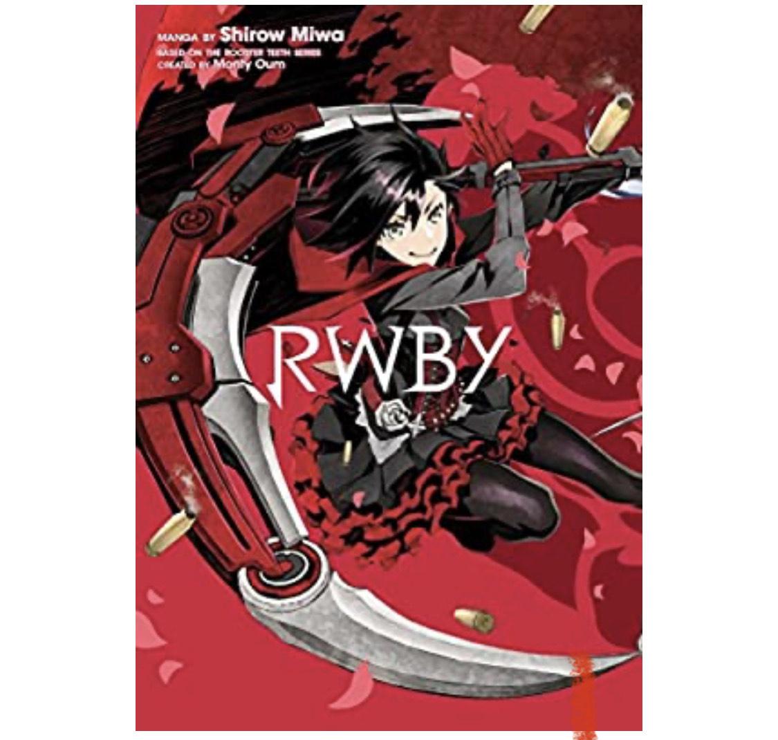 Rwby: 1 Paperback – Illustrated, 8 Feb. 2018 Manga £2.99 prime / £5.98 nonPrime @ Amazon