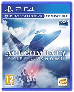 Ace Combat 7: Skies Unknown (PS4 / Xbox One) for £11 @ Asda