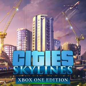Cities: Skylines - Xbox One Edition £5.25 @ Xbox Store Hungary