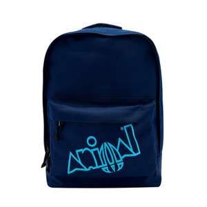 Animal Cayo Backpack 20L now £13.40 black-Purple / Blue Free delivery @ Animal