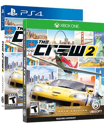 The Crew 2 (PS4/Xbox) - £10 at Amazon Prime / £12.99 non prime