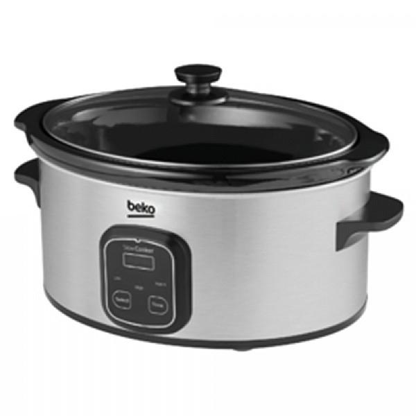 Beko stainless steel slow cooker 6L (SCM3622X) for £34.95 delivered @ Webbs