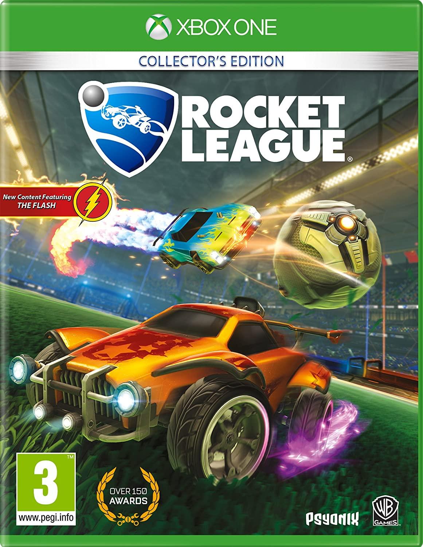 Rocket League Collectors Edition Xbox One - £4 @ Asda