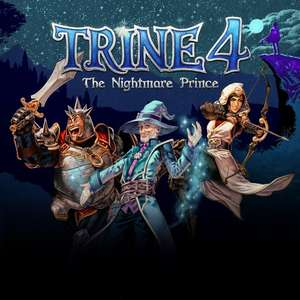 Trine 4: The Nightmare Prince Nintendo Switch £11.99 at Nintendo eShop