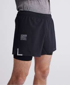 Superdry Training Short - £11.99+ 10% Student Discount @ Superdry Shop instore (Regent St)