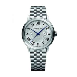Raymond Weil Maestro automatic watch £590.75 Delivered Free @ Chisholm Hunter