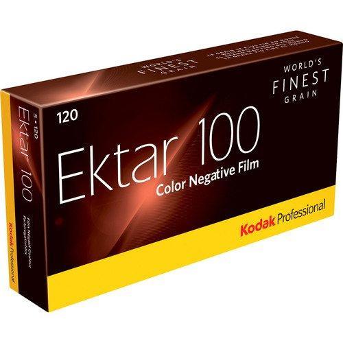 Kodak Ektar 120 Film - Colour ISO 100 - £33.25 Delivered @ Analogue Wonderland